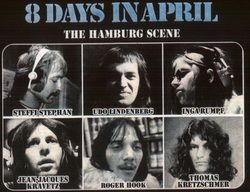 8 DAYS IN APRIL image groupe band picture