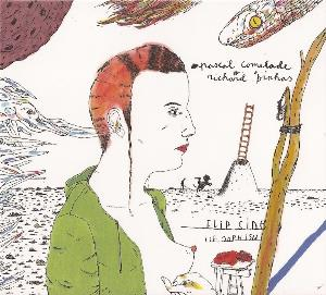 Pascal Comelade - Flip Side (of Sophism) (with Richard Pinhas) CD (album) cover