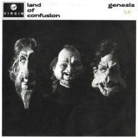 Genesis - Land Of Confusion (single) CD (album) cover