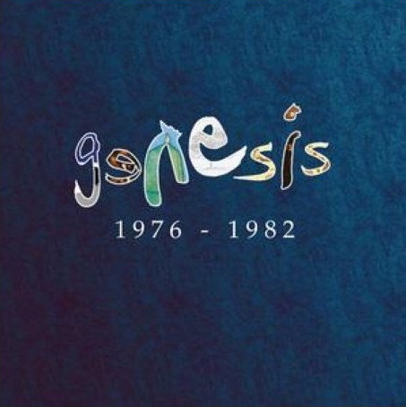 Genesis - Genesis 1976 - 1982 CD (album) cover