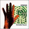 Genesis - Invisible Touch CD (album) cover