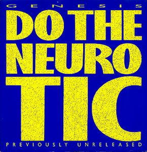 Genesis - Do The Neurotic 12 CD (album) cover
