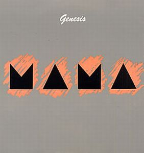 Genesis - Mama 12'' CD (album) cover