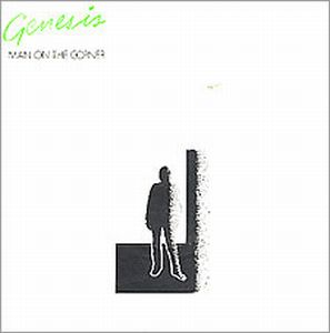GENESIS - Man On The Corner CD album cover