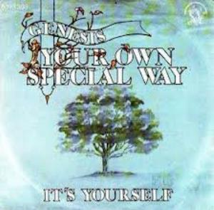 GENESIS - Your Own Special Way CD album cover