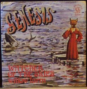 Genesis - Watcher Of The Skies CD (album) cover