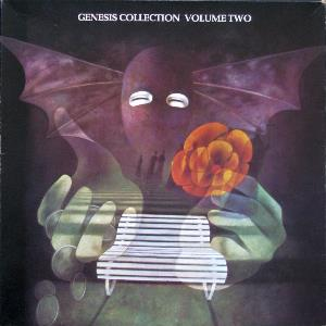 GENESIS - Genesis Collection Volume Two CD album cover