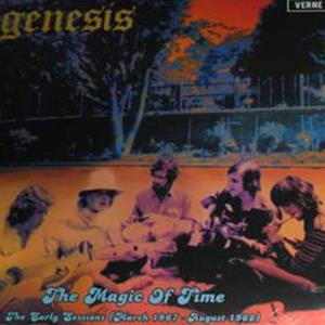 GENESIS - The Magic Of Time CD album cover