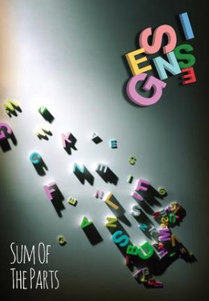 GENESIS - Sum Of The Parts CD (album) cover
