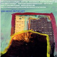 I Am Above On The Left - Iamaboveontheleft CD (album) cover