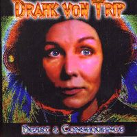 DRAHK VON TRIP - Heart & Consequence CD album cover