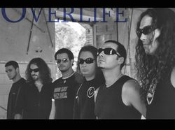OVERLIFE image groupe band picture