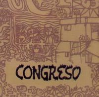 Congreso - Congreso CD (album) cover