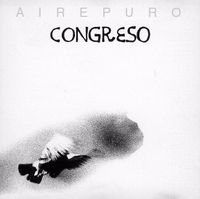 Congreso - Aire Puro CD (album) cover