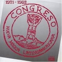 Congreso - Congreso 1971-1982 CD (album) cover