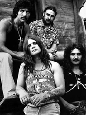 BLACK SABBATH image groupe band picture