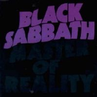 Black Sabbath - Master Of Reality CD (album) cover