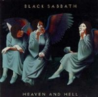 BLACK SABBATH - Heaven And Hell CD album cover