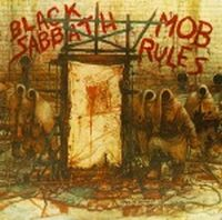 Black Sabbath - Mob Rules CD (album) cover