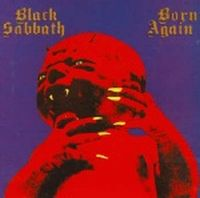 BLACK SABBATH - Born Again CD album cover