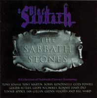 Black Sabbath - The Sabbath Stones CD (album) cover