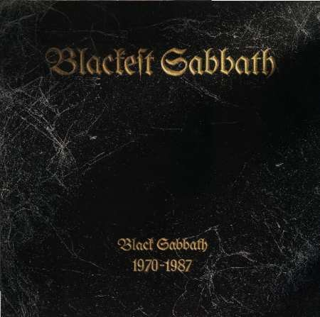 BLACK SABBATH - Blackest Sabbath CD album cover