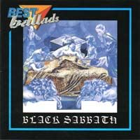 Black Sabbath - Best Ballads CD (album) cover