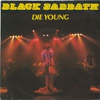 Black Sabbath - Die Young CD (album) cover
