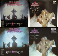 BLACK SABBATH - Call Of The Wild CD album cover