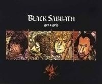 Black Sabbath - Get A Grip CD (album) cover