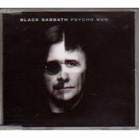 BLACK SABBATH - Psycho Man CD album cover