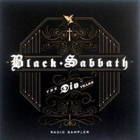 Black Sabbath - The Dio Years (sampler) CD (album) cover