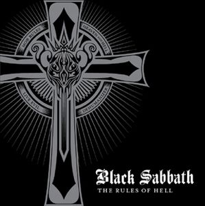 Black Sabbath - The Rules Of Hell CD (album) cover