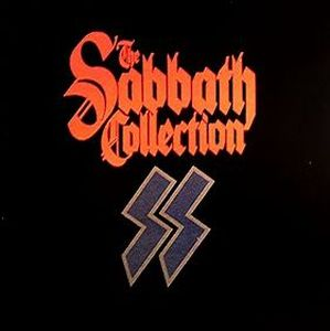 BLACK SABBATH - The Collection CD album cover