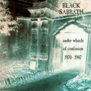 BLACK SABBATH - Under Wheels Of Confusion 1970-1987 CD album cover