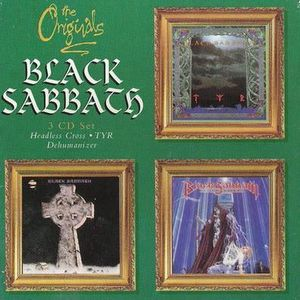 Black Sabbath - The Originals CD (album) cover