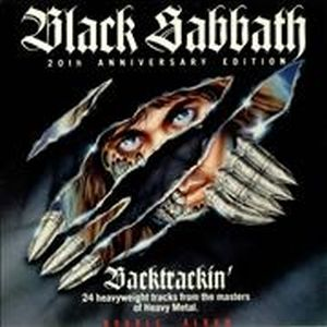 BLACK SABBATH - Backtrackin' CD album cover
