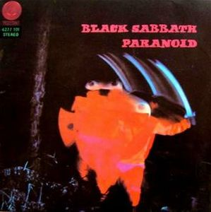 Black Sabbath - Coleccion Underground N° 3: Presentando Paranoid CD (album) cover