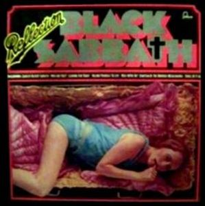 Black Sabbath - Reflection CD (album) cover