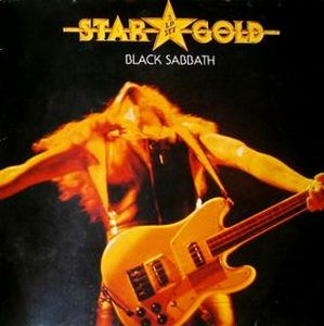 Black Sabbath - Star Gold CD (album) cover