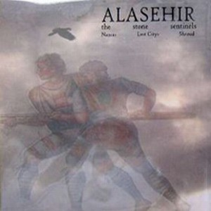 Alasehir - The Stone Sentinels CD (album) cover