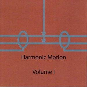 YOU.MAY.DIE.IN.THE.DESERT - Harmonic Motion: Volume 1 CD album cover