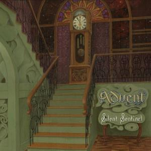 Advent - Silent Sentinel CD (album) cover