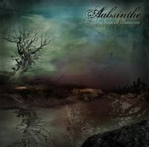 Aabsinthe - The Loss Of Illusions CD (album) cover