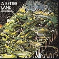 Brian Auger A Better Land CD album cover