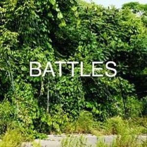 Battles B Ep CD album cover