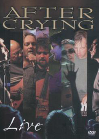 After Crying - Live DVD (album) cover