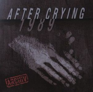 After Crying - After Crying 1989 CD (album) cover