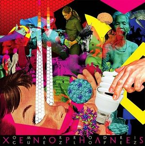 Omar Rodriguez-lopez - Xenophanes CD (album) cover