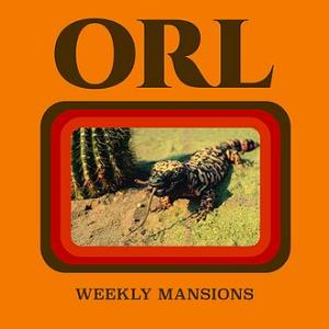 Omar Rodriguez-lopez - Weekly Mansions CD (album) cover